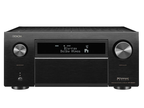 Denon AVR-X8500 13.2 channel 4K AV Receiver