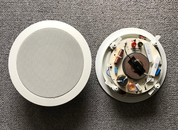 Speakercraft CRS-6.2 In-ceiling Speakers (pair) demo models