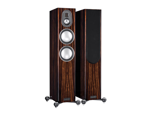 monitor audio gold 200 speakers (ebony)