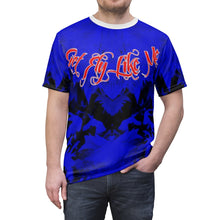 Load image into Gallery viewer, jordan 10 westbrook olympians sneakermatch shirt fly like me v1