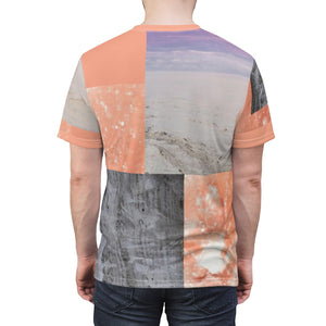 yeezy 500 salt sneaker match t shirt the salt patchwork masterpiece shirt salt flats salt mines himalayan crystal himalayan pink