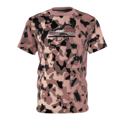 rose gold foamposite sneakermatch shirt v1