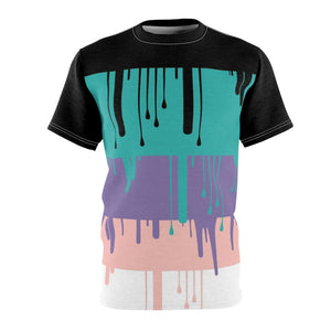 nike air max have a nike day sneaker match t shirt colorblock drip cut sew