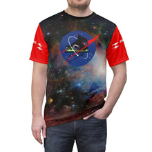 Load image into Gallery viewer, nike zoom rookie galaxy t shirt galaxy rookie 2019 shirt galaxy rookie shirt zoom rookie t shirt galaxy 2019 cut sew v3b