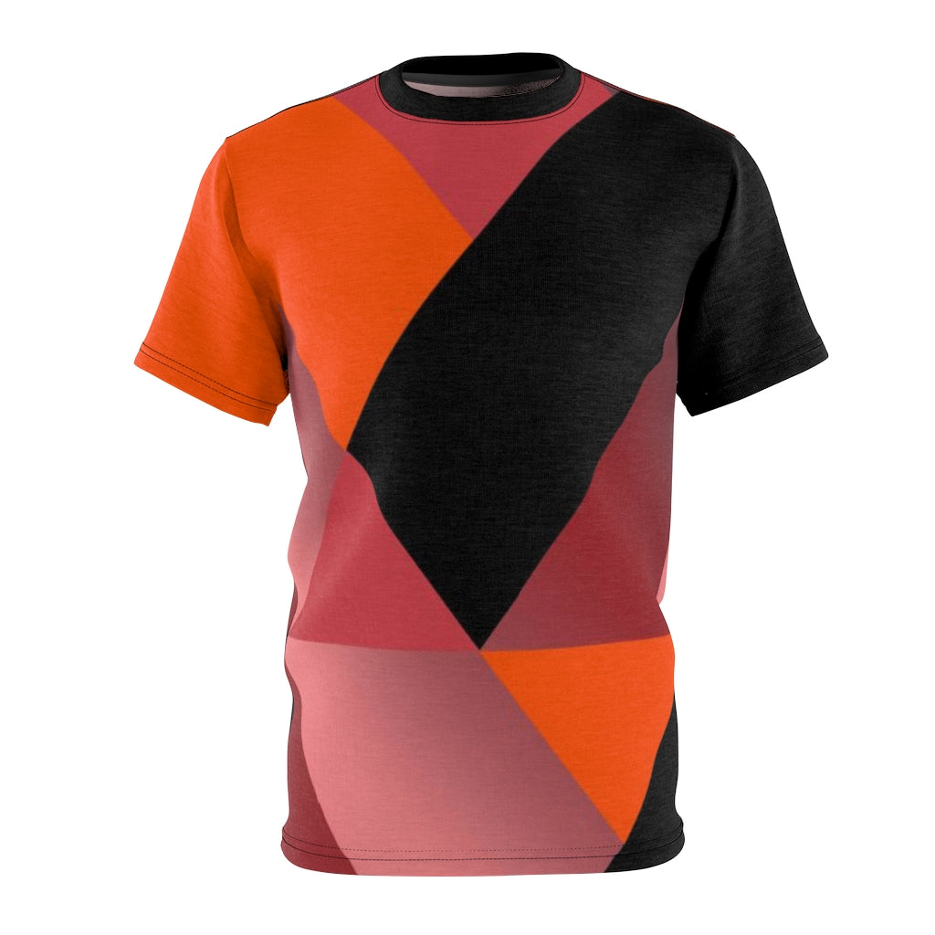 hyper crimson foamposite pro sneaker match t shirt cut sew colorblock