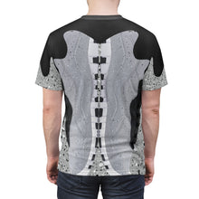 Load image into Gallery viewer, custom jordan 10 cement pair cut sew t shirt