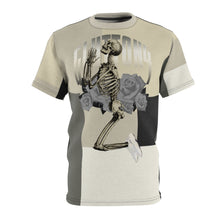 Load image into Gallery viewer, yeezy boost 700 analog all over print sneaker match t shirt yeezy boost analog shirt yeezy 700 analog t shirt cut sew glutton4 v1