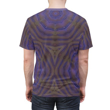 Load image into Gallery viewer, eggplant foamposite sneakermatch tshirt v2 cut sew