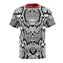 Load image into Gallery viewer, shirt to match nike air foamposite one snakeskin cut sew v1 1
