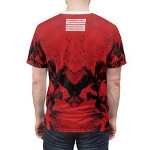 Load image into Gallery viewer, shirt to match jordan bred 11 2019 bred for flight cut sew