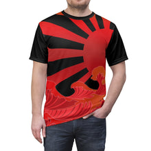 Load image into Gallery viewer, habanero foamposite shirt habanero foam t shirt ocean of sauce cut sew