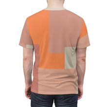 Load image into Gallery viewer, yeezy boost 350 v2 clay sneaker match t shirt cut sew colorblock v2