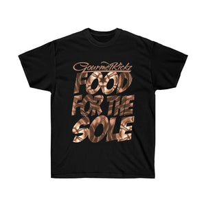 copper foamposite gourmetkickz slogan sneakermatch t shirt