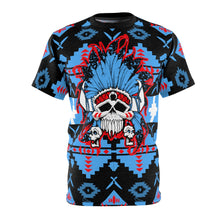 Load image into Gallery viewer, jordan 4 cactus jack luxury t shirt beacon print indian head sole chief aj4 cactus jack sneakermatch