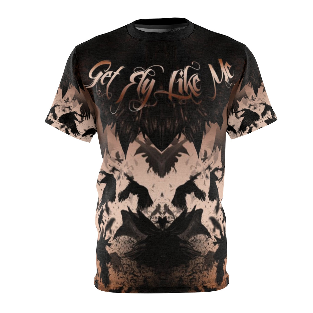 copper foamposite fly like me sneakermatch t shirt