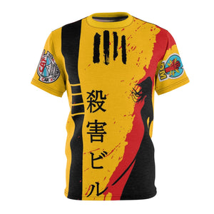 cut sew iconic kill bill t shirt by chef
