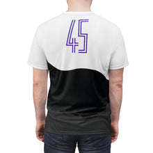 Load image into Gallery viewer, jordan 11 retro concord 2018 sneaker match t shirt the drippin t shirt cut sew