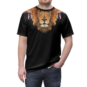 lebron 3 heads of the lion shirt by gourmetkickz