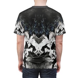 mirror foamposite shirt who is the flyest of them all