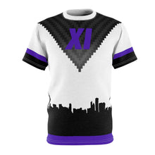 Load image into Gallery viewer, jordan 11 retro concord 2018 sneaker match t shirt carbon chevron xi cut sew 2