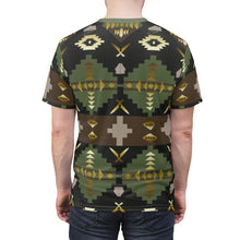 Load image into Gallery viewer, custom sole chief af1 beef n broccoli cut sew t shirt