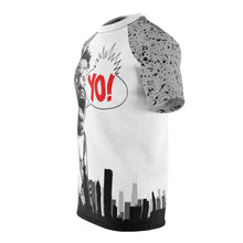 Load image into Gallery viewer, air jordan 4 og 89 white cement shirt v3