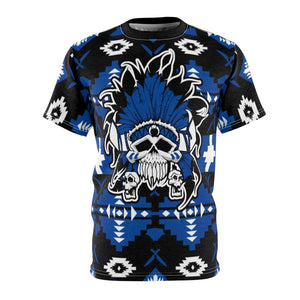 aj1 royal beacon sole chief all over print t shirt