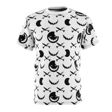 Load image into Gallery viewer, the consume monogram shirt for yeezy boost 350 v2 zebra yeezy zebra t shirt cut sew