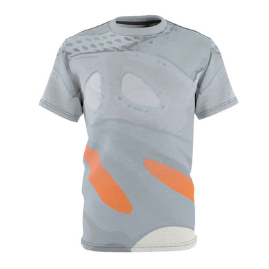 yeezy boost 700 inertia all over print sneaker match t shirt yeezy boost inertia shirt yeezy 700 inertia t shirt cut sew contours v1