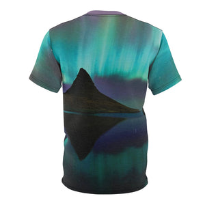 northern lights foamposite shirt v3 by gourmetkickz