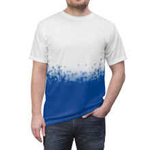 Load image into Gallery viewer, aj1 royal faded all over print t shirt v2