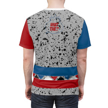 Load image into Gallery viewer, shirt to match jordan 4 retro what the cement throwback style by chef