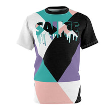 Load image into Gallery viewer, air max 270 have a nike day sneaker match t shirt sauce cut sew