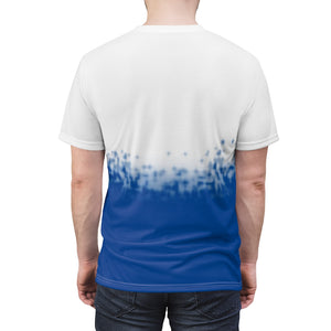 aj1 royal faded all over print t shirt v2