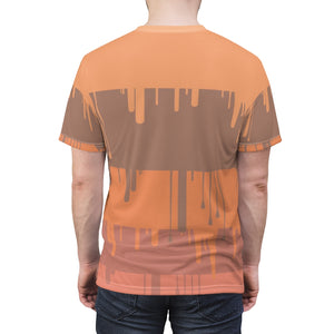 yeezy boost 350 v2 clay sneaker match t shirt cut sew the drip v2