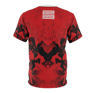 shirt to match jordan bred 11 2019 bred for flight cut sew