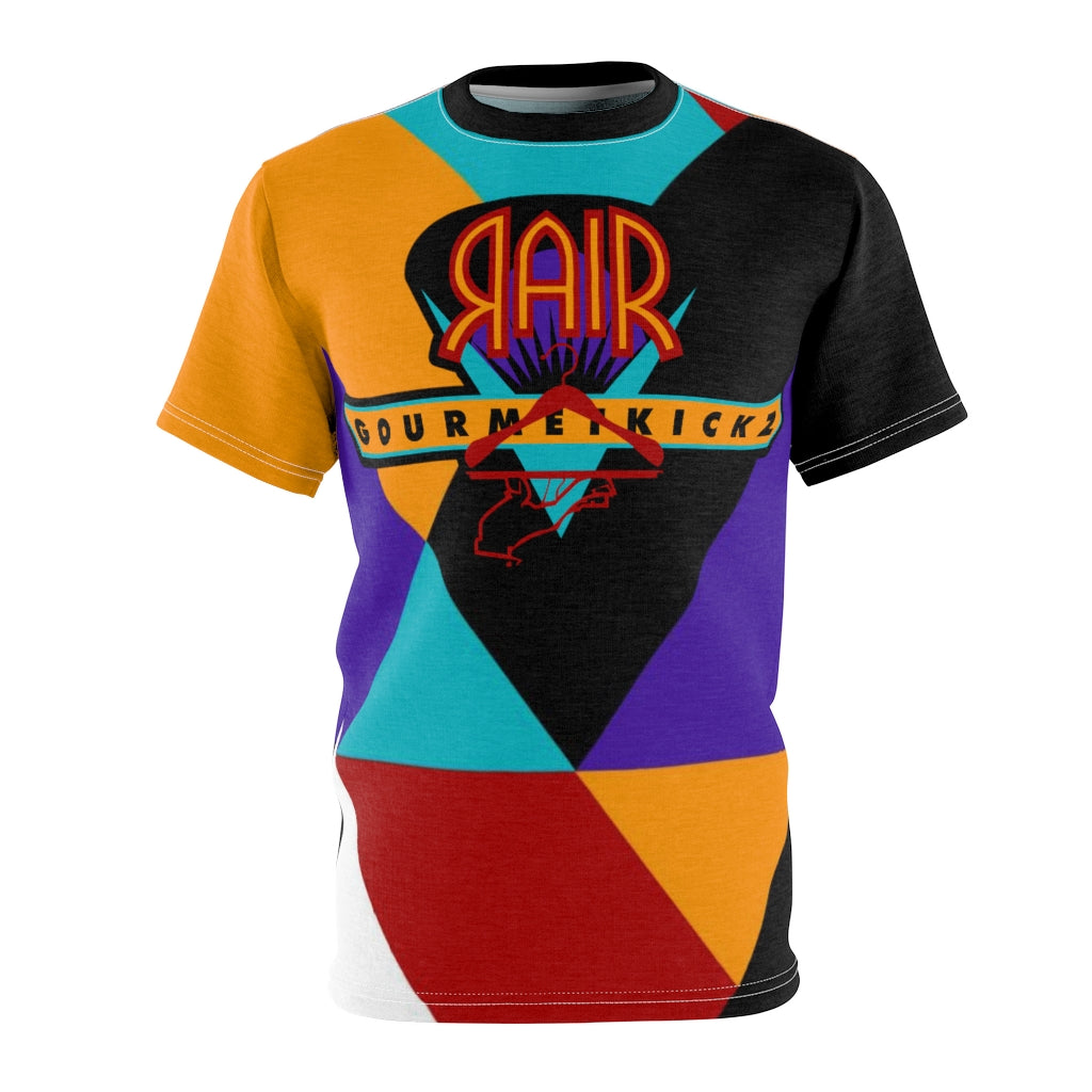 jordan 9 dream it do it sneaker match colorblock now serving rair gourmetkickz cut sew t shirt