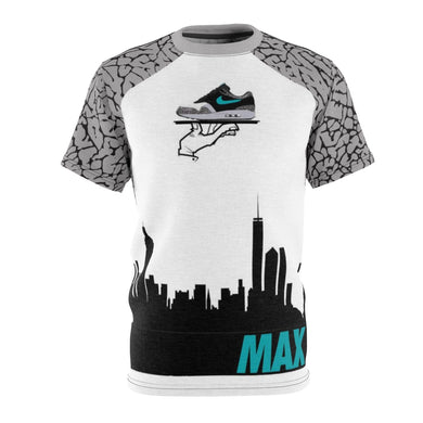atmos air max 1 match t shirt atmos over nyc v1