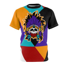 Load image into Gallery viewer, jordan 9 dream it do it sneaker match colorblock sole chief cut sew t shirt