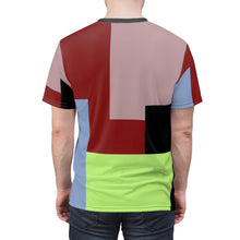 Load image into Gallery viewer, shirt to match yeezy boost 350 v2 yecheil colorblock yecheil cut sew t shirt 1