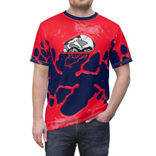 Load image into Gallery viewer, jordan sneakermatch tee sneaker match shirt all over print jordan 6 tinker matching t shirt covered in sauce cut sew