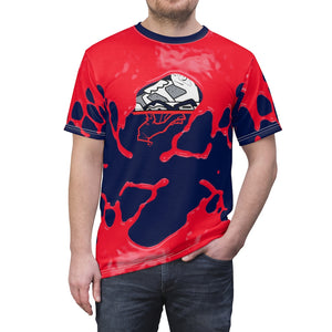 jordan sneakermatch tee sneaker match shirt all over print jordan 6 tinker matching t shirt covered in sauce cut sew