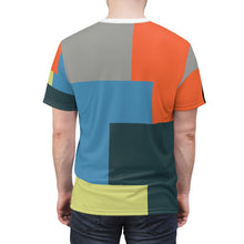Load image into Gallery viewer, yeezy 700 waverunner colorblock sneakermatch t shirt v1