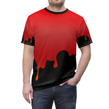 Load image into Gallery viewer, habanero red foamposite sneakermatch shirt drippin