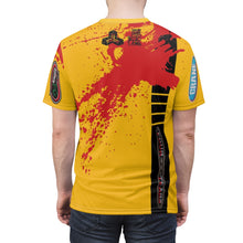 Load image into Gallery viewer, cut sew iconic kill bill t shirt by chef