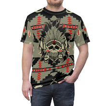 Load image into Gallery viewer, beacon print sole chief t shirt for jordan 6 travis scott cactus jack olive by gourmetkickz