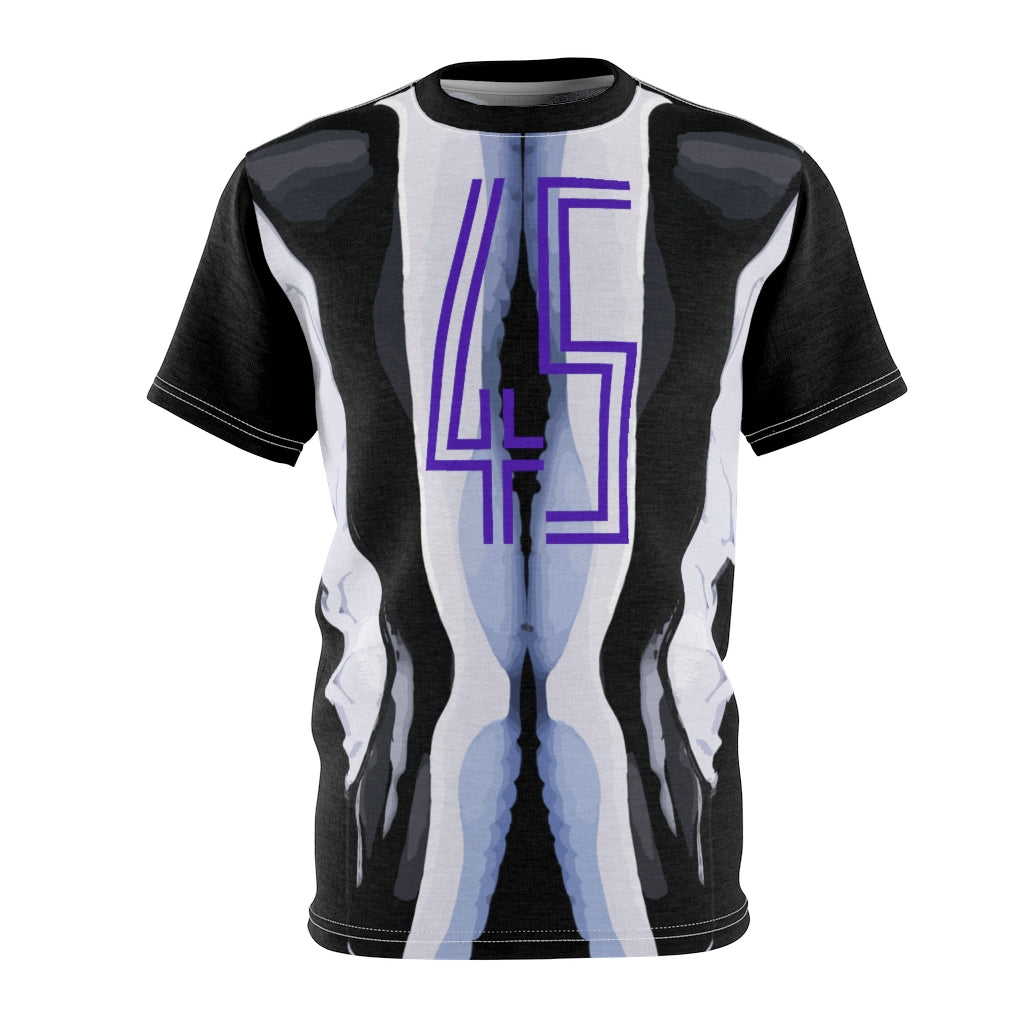 jordan 11 retro concord 2018 sneaker match t shirt the 45 t shirt cut sew v2