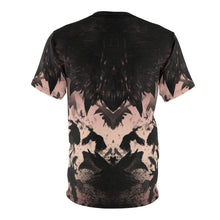 Load image into Gallery viewer, rose gold foamposite sneakermatch shirt fly like me