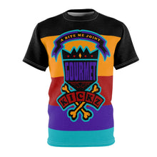 Load image into Gallery viewer, jordan 9 dream it do it sneaker match colorblock daze cut sew t shirt