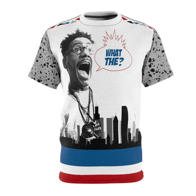 shirt to match jordan 4 retro what the skyline and cement throwback style by chef